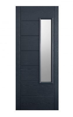 LPD GRP Newbury Grey External Glazed Door 1LLPD GRP Newbury Grey External Glazed Door 1L