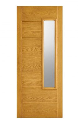 LPD GRP Newbury Oak External Glazed Door 1LLPD GRP Newbury Oak External Glazed Door 1L