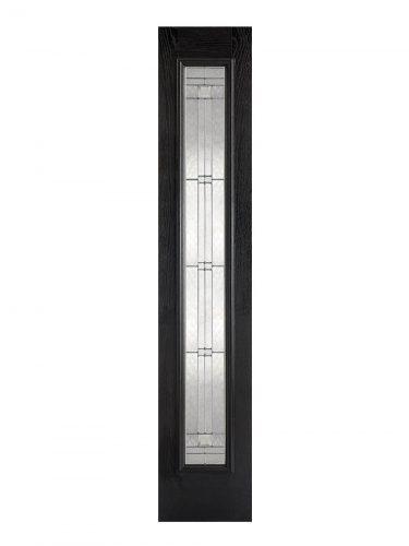 GRP-Sidelight-Black-Glazed-1L-Elegant