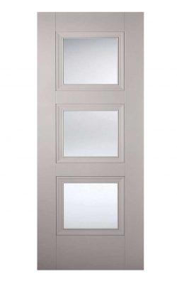 LPD Grey Amsterdam Internal Glazed Door 3LLPD Grey Amsterdam Internal Glazed Door 3L