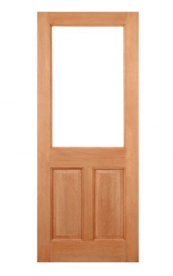 LPD Hardwood 2XG 2-Panel M&T External DoorLPD Hardwood 2XG 2-Panel M&T External Door