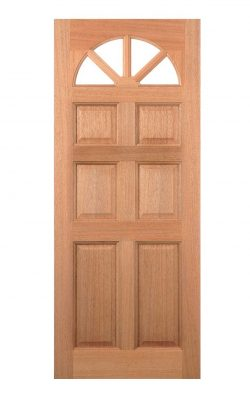 LPD Hardwood Carolina 6-Panel Dowelled External DoorLPD Hardwood Carolina 6-Panel Dowelled External Door