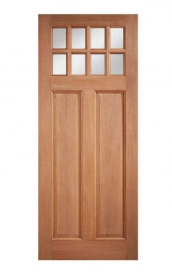 LPD Hardwood Chigwell Clear Glazed External DoorLPD Hardwood Chigwell Clear Glazed External Door