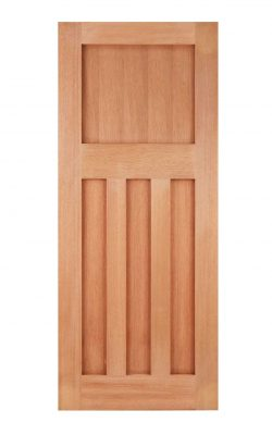 LPD Hardwood DX30 Style External DoorLPD Hardwood DX30 Style External Door