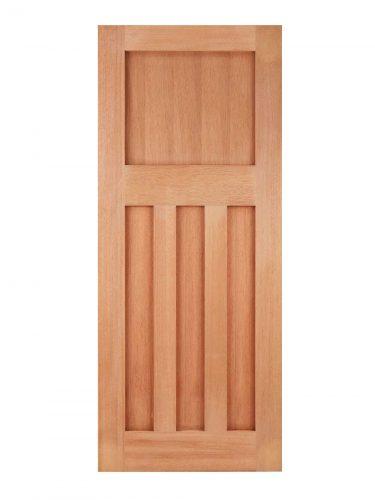LPD Hardwood DX30 Style External Door