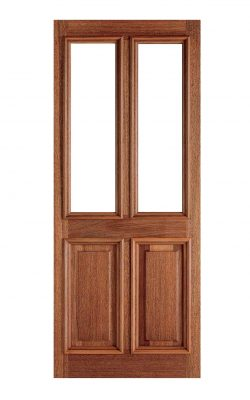 LPD Hardwood Derby Unglazed 2L External DoorLPD Hardwood Derby Unglazed 2L External Door