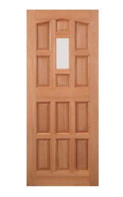 LPD Hardwood Elizabethan Dowelled External DoorLPD Hardwood Elizabethan Dowelled External Door