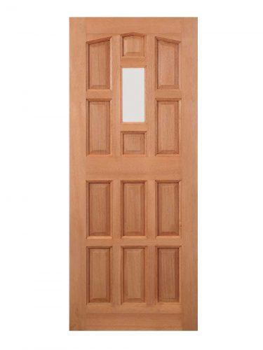 LPD Hardwood Elizabethan Dowelled External Door
