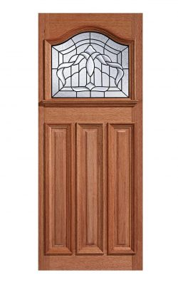 LPD Hardwood Estate Crown 1L Glazed External DoorLPD Hardwood Estate Crown 1L Glazed External Door