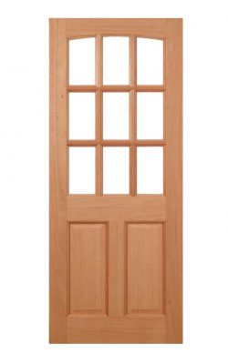 LPD Hardwood Georgia Dowelled External DoorLPD Hardwood Georgia Dowelled External Door