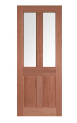 LPD Hardwood Malton 2L Clear Internal Glazed DoorLPD Hardwood Malton 2L Clear Internal Glazed Door