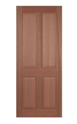 LPD Hardwood Regency 4-Panel Internal DoorLPD Hardwood Regency 4-Panel Internal Door