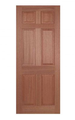 LPD Hardwood Regency 6-Panel Internal DoorLPD Hardwood Regency 6-Panel Internal Door