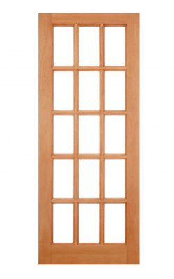 LPD Hardwood SA 15L Dowelled Unglazed External DoorLPD Hardwood SA 15L Dowelled Unglazed External Door