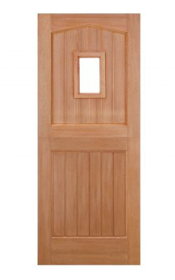 LPD Hardwood Stable 1L Dowelled Unglazed External DoorLPD Hardwood Stable 1L Dowelled Unglazed External Door