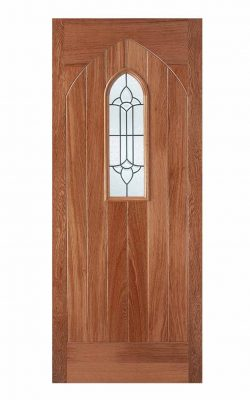 LPD Hardwood Westminster 1L Glazed External DoorLPD Hardwood Westminster 1L Glazed External Door