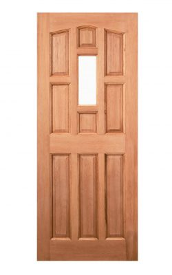 LPD Hardwood York 1L M&T Unglazed External DoorLPD Hardwood York 1L M&T Unglazed External Door