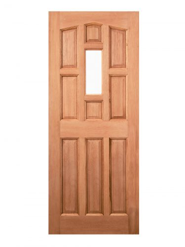 LPD Hardwood York 1L M&T Unglazed External Door