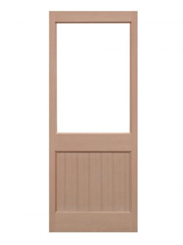 LPD Hemlock 2XG Unglazed External Door