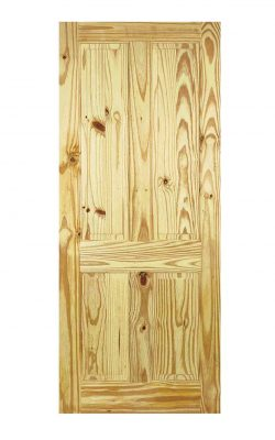LPD Knotty Pine 4-Panel Internal DoorLPD Knotty Pine 4-Panel Internal Door