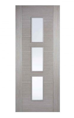 LPD Light Grey Hampshire Internal Glazed DoorLPD Light Grey Hampshire Internal Glazed Door