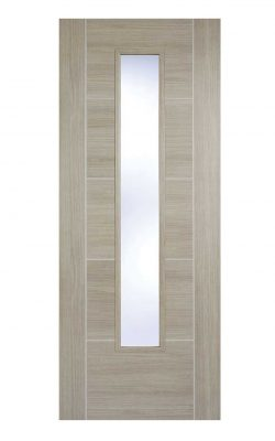 LPD Light Grey Laminated Vancouver Internal Glazed DoorLPD Light Grey Laminated Vancouver Internal Glazed Door