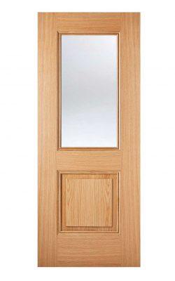 LPD Oak Arnhem 1L Internal Glazed DoorLPD Oak Arnhem 1L Internal Glazed Door