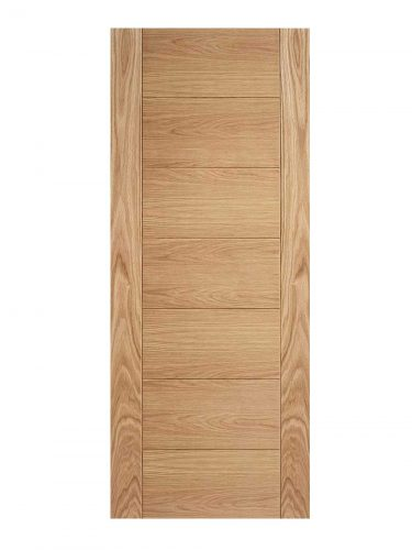 LPD Oak Oak Carini 7-Panel Pre Finished Internal Door