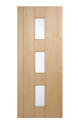LPD Oak Copenhagen External Glazed Door 3LLPD Oak Copenhagen External Glazed Door 3L