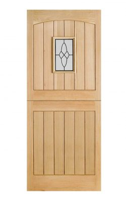 LPD Oak Cottage Stable External Glazed Door 1LLPD Oak Cottage Stable External Glazed Door 1L