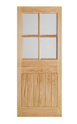 LPD Oak Cottage Stable External Glazed Door 4LLPD Oak Cottage Stable External Glazed Door 4L