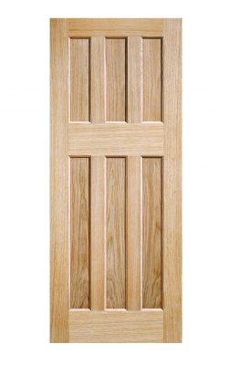 LPD Oak DX 60s Style Internal DoorLPD Oak DX 60s Style Internal Door