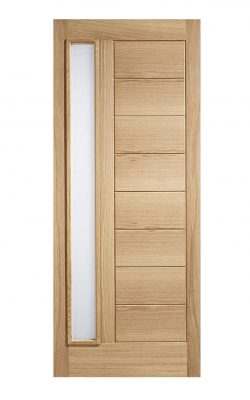 LPD Oak Goodwood External Glazed Door 1LLPD Oak Goodwood External Glazed Door 1L