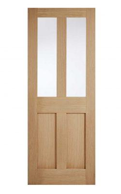 LPD Oak London Internal Glazed Door 2LLPD Oak London Internal Glazed Door 2L