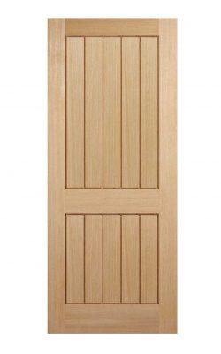 LPD Oak Mexicano 2-Panel Internal DoorLPD Oak Mexicano 2-Panel Internal Door