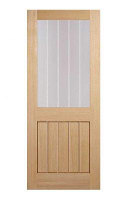 LPD Oak Mexicano Internal Glazed Door Half LightLPD Oak Mexicano Internal Glazed Door Half Light