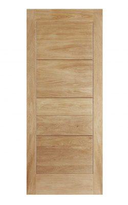 Unglazed External Doors
