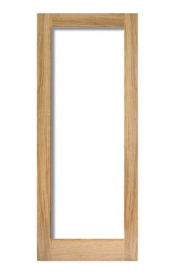LPD Oak Pattern 10 Unglazed Internal  Door 1LLPD Oak Pattern 10 Unglazed Internal  Door 1L