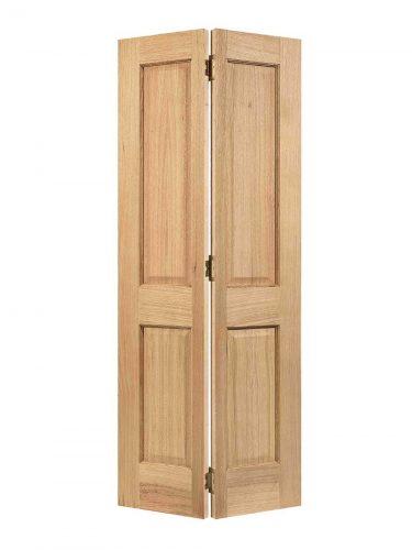 LPD Oak Regency 4-Panel Pre-Finished Bi-Fold Internal Door