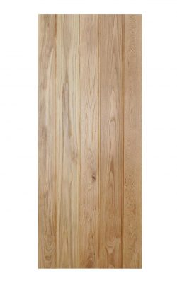 LPD Oak Solid Oak Button Bead Ledged Internal DoorLPD Oak Solid Oak Button Bead Ledged Internal Door