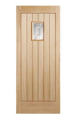 LPD Oak Suffolk External DoorLPD Oak Suffolk External Door