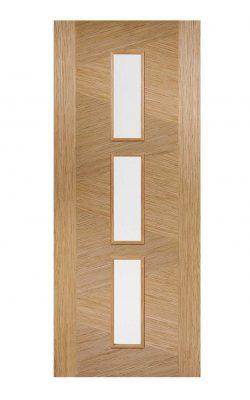 LPD Oak Zeus Internal Glazed Door 3LLPD Oak Zeus Internal Glazed Door 3L