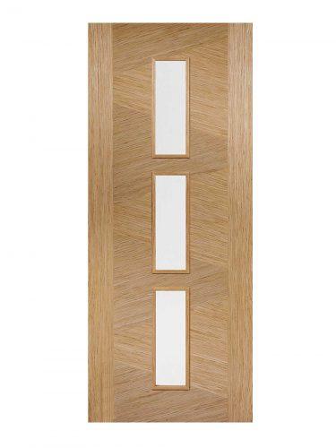 LPD Oak Zeus Internal Glazed Door 3L