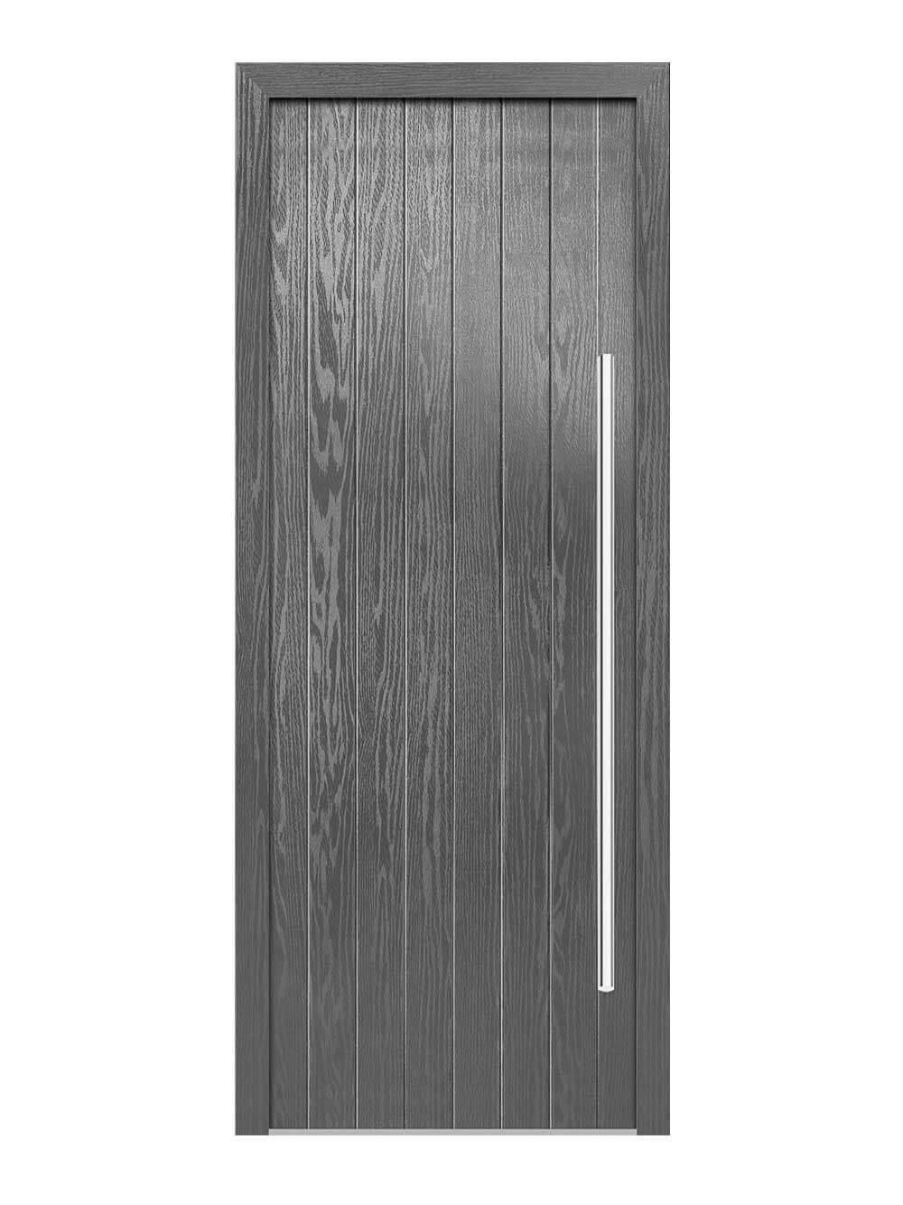 separation shoes 94e41 f56aa LPD Ogston Grey Composite External Door Set