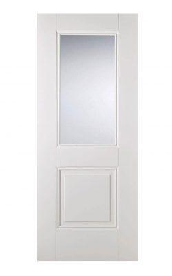 LPD White Arnhem 1L Internal Glazed DoorLPD White Arnhem 1L Internal Glazed Door