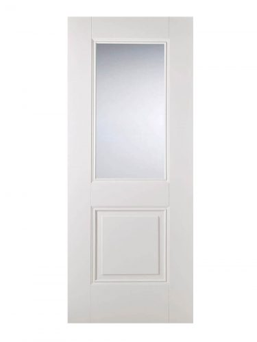 LPD White Arnhem 1L Internal Glazed Door