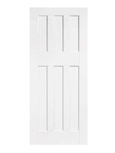 LPD White DX 60s Style Internal Door