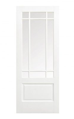 LPD White Downham Internal Glazed Door 9LLPD White Downham Internal Glazed Door 9L