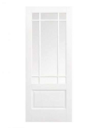 LPD White Downham Internal Glazed Door 9L
