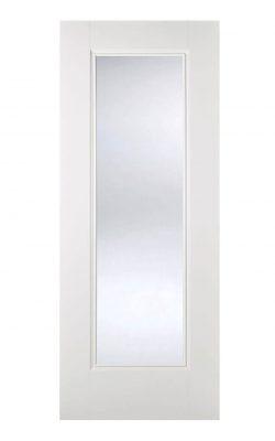 LPD White Eindhoven 1L Internal Glazed DoorLPD White Eindhoven 1L Internal Glazed Door